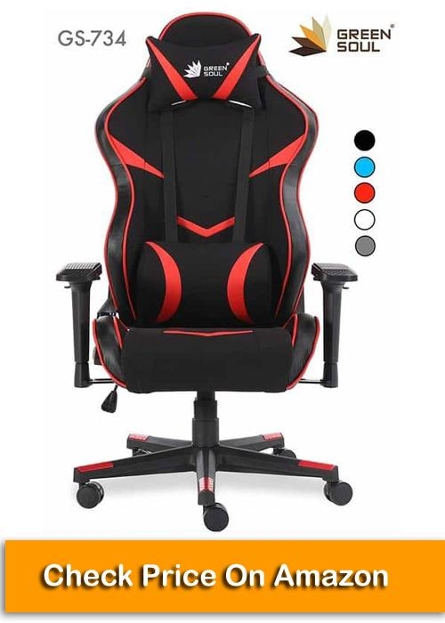 Green Soul Monster Ultimate Gaming Chair