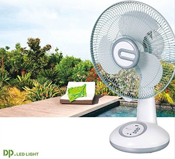 Best Rechargeable Table Fans India