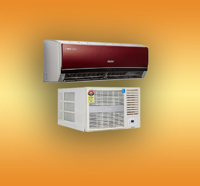 Difference Between Split AC and Window AC
